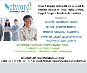 NetwordT- Cabinet de Traduction