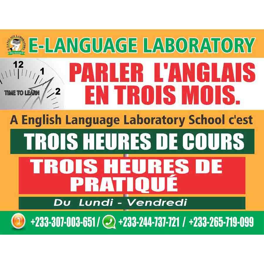 E-Language Laboratory , Accra – Ghana